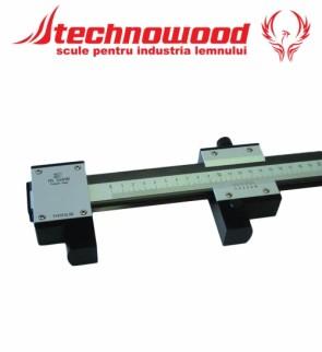 Instrument de masurat lungimea interior / exerior