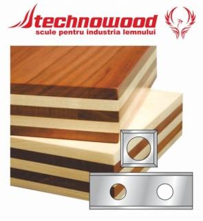 Placuta amovibila pentru lemn tare si Pal K-HC05