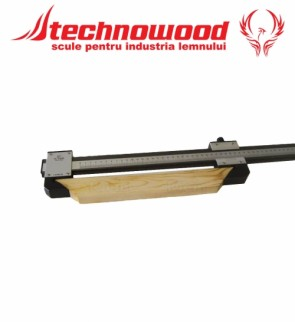 Subler pentru lemn tesit la 45 grade