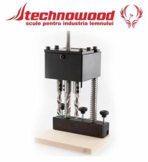 Dispozitiv pentru gaurire maner termopan TRIMATIC 43/0