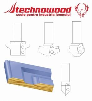 Freza CNC pentru Usi Model 1