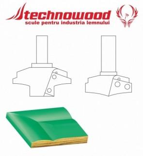 Freza CNC pentru Usi Model 3