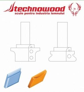 Freza CNC pentru Usi Model 5