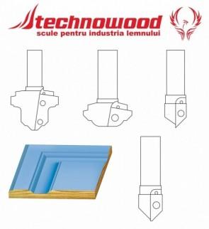 Freza CNC pentru Usi Model 6
