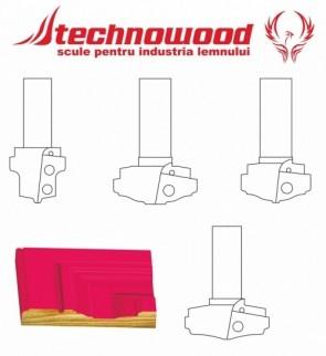 Freza CNC pentru Usi Model 7