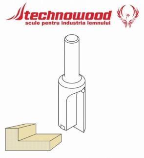 Freza placata pentru CNC
