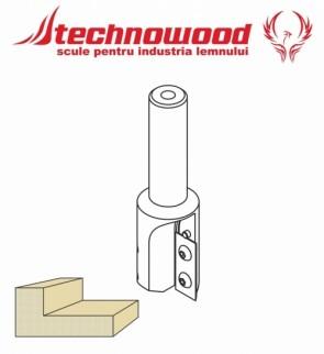 Freze CNC cu diametre Mari