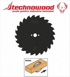 Panza circulara pentru taiere longitudinala lemn verde/UD esente tari
