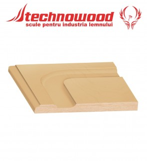 Freza CNC pentru Usi Model 8